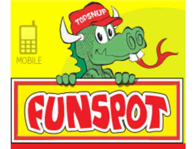 $50 worth of tokens for Funspot, NH