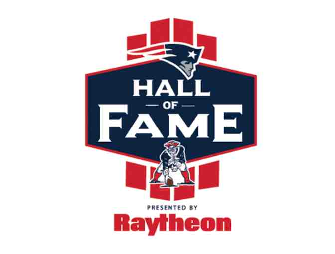 5 tickets to the Hall at Patriot Place