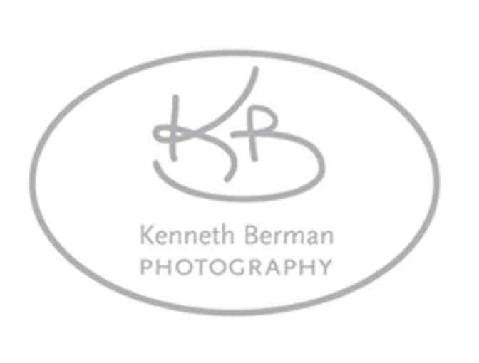 On-location portrait session and custom photo by Sharon Photographer Kenneth Berman