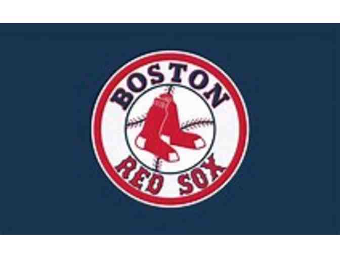 2 tickets to Red Sox 2019 season