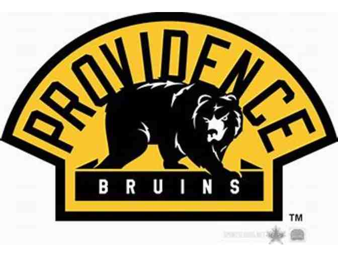 4 Flex tickets to Providence Bruins for 2018-2019
