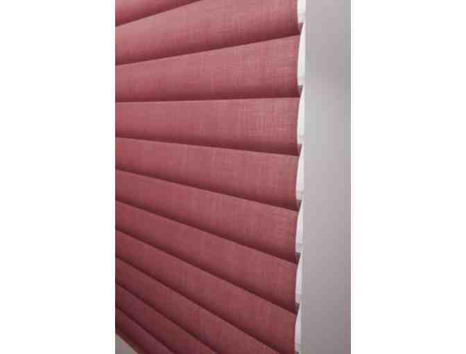 $50 gift certificate for Hunter Douglas Horizontal Blind