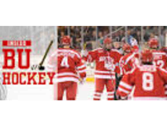 Four Tickets to a 2018-2019 BU Men's Ice Hockey Game