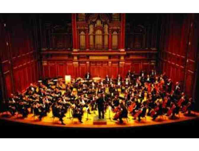2 Boston Philharmonic Concert Tickets for 2018-19 season