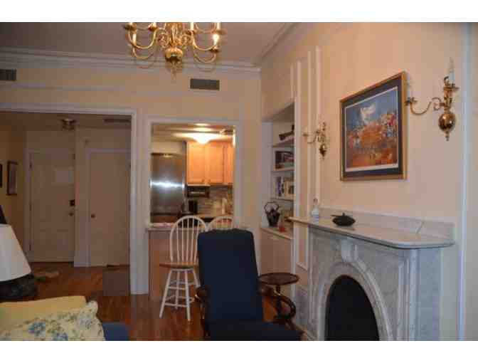 Two nights stay in a gorgeous Beacon Street Back Bay condo!