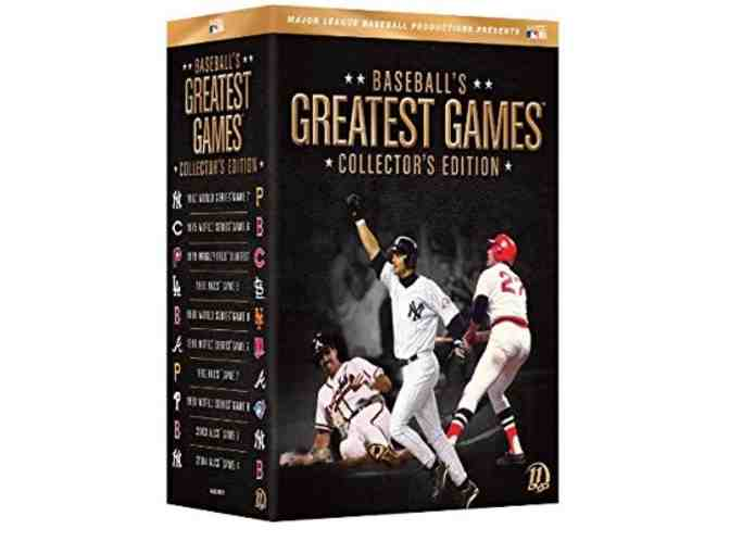 Baseball's Greatest Games - Collector's Edition