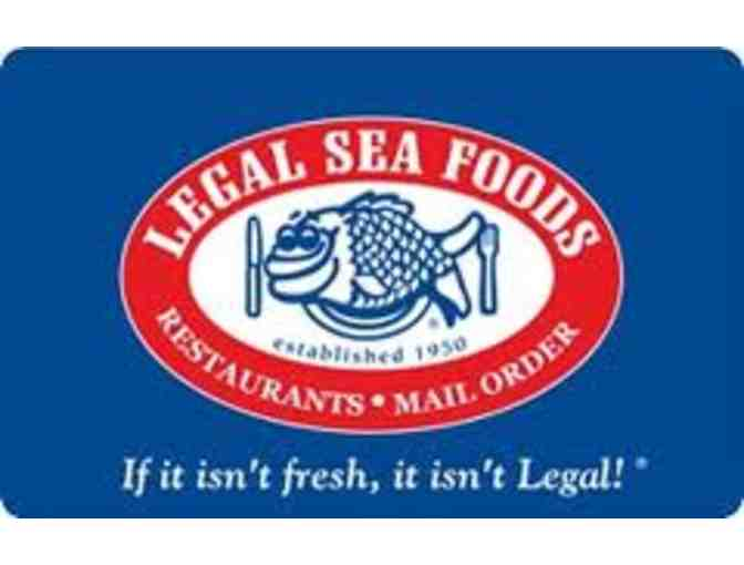 $25 Gift Card to Legal Sea Foods - Photo 1