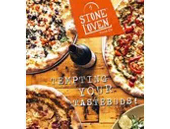 $25 Gift Card to Stone L'Oven Pizza - Photo 1