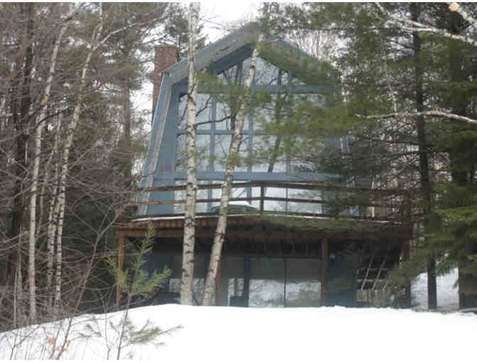 Up to 3-Night Weekend Getaway in Beautiful New Hampshire Chalet