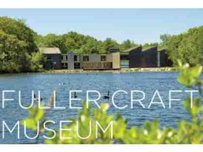 Family Membership to the Fuller Craft Museum