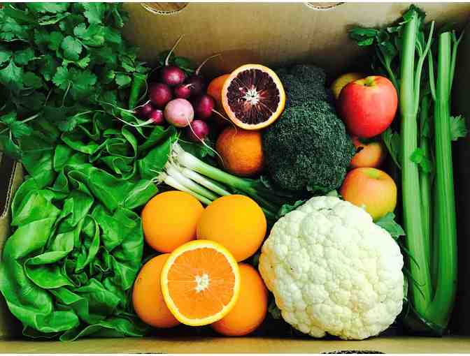 Two Fresh Harvest Boxes from Talley Farms
