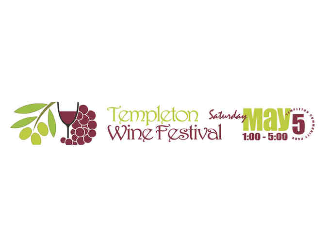 Two Tickets to the 2018 Templeton Wine Festival