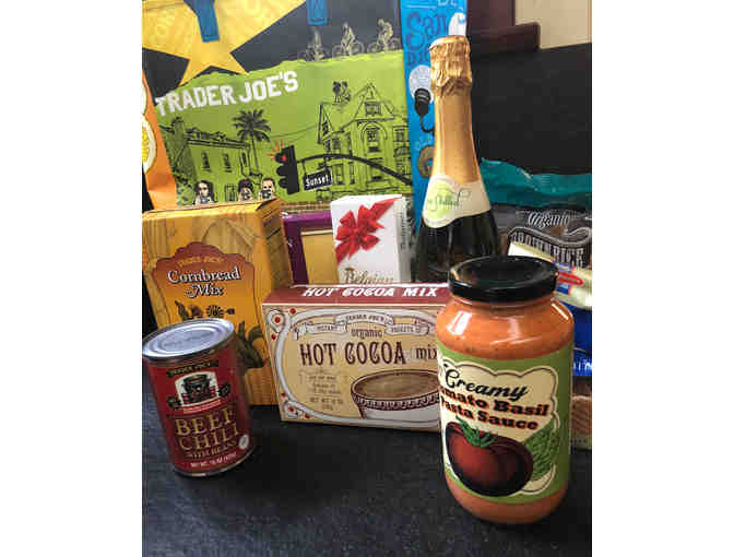 Trader Joe's Goody Bag