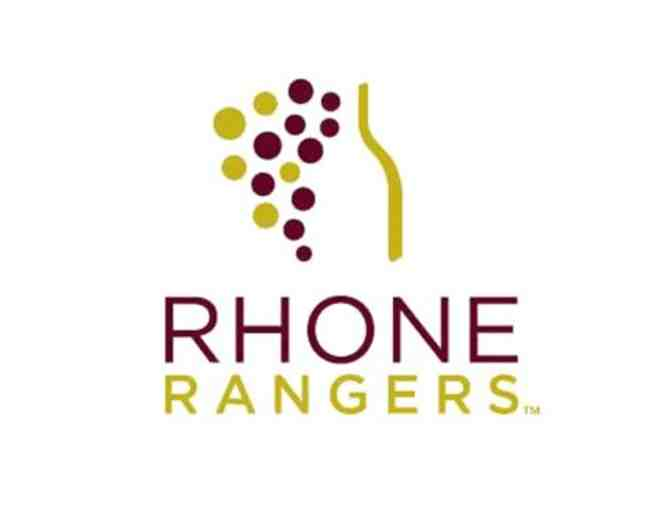 Two (2) Tickets (each) to Rose Day and Grenache Day - Rhone Rangers
