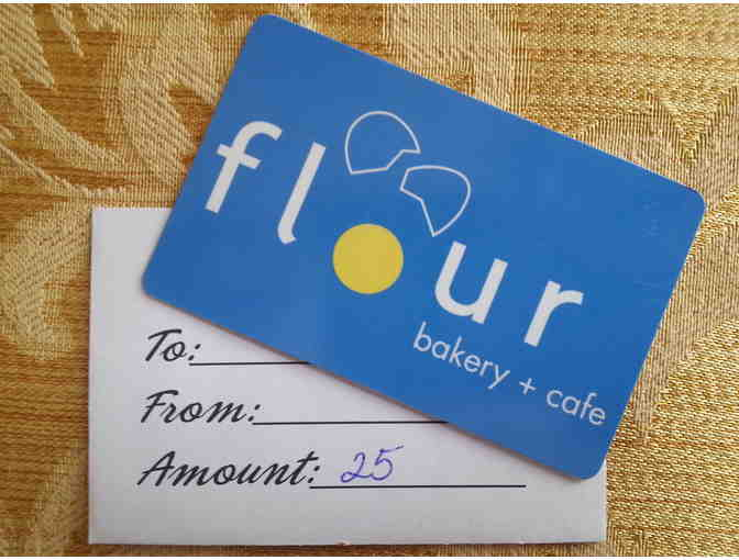 $25 Gift Card to Flour Bakery