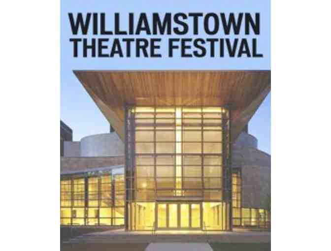 Two Tickets to one Main Stage Production in Williamstown Theatre Festival's 2019 Season