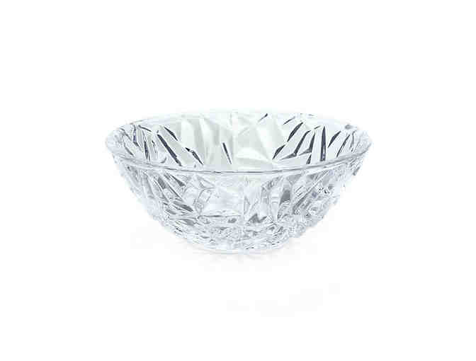 Tiffany & Co. Rock Cut Glass Bowl