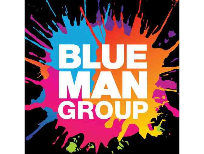 2 Tickets to the Blue Man Group - Photo 1