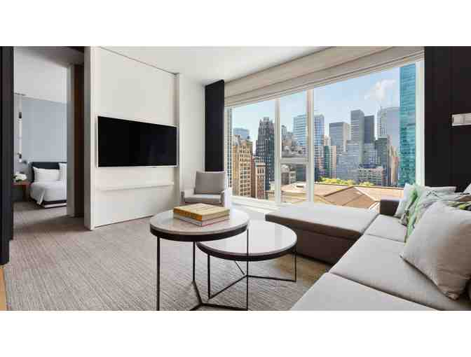 Andaz 5th Avenue NYC 2 Night Weekend Stay