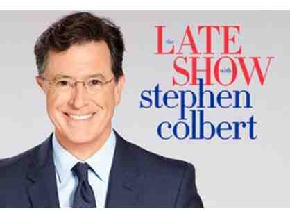 The Late Show with Stephen Colbert VIP Tickets
