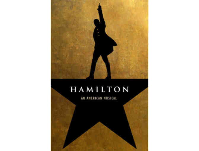 Hamilton in New York City ~ Overnight Package