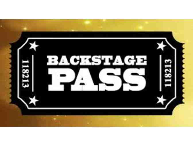 Summer Jam Concert Tickets with Backstage Passes