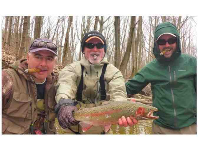10/16-10/18/2020 Learn Fly Tying and enjoy a Fishing w/ Alberto Rey - Award Winning Guide - Photo 1