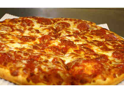 One Pizza Each Month for a Year at Broadway Pizza in Champlin