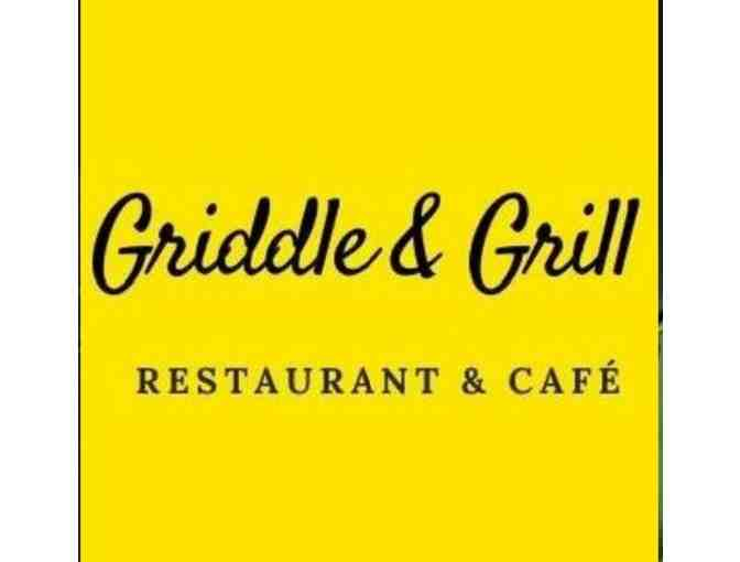 Griddle & Grill - $25 Gift Certificate - Photo 1