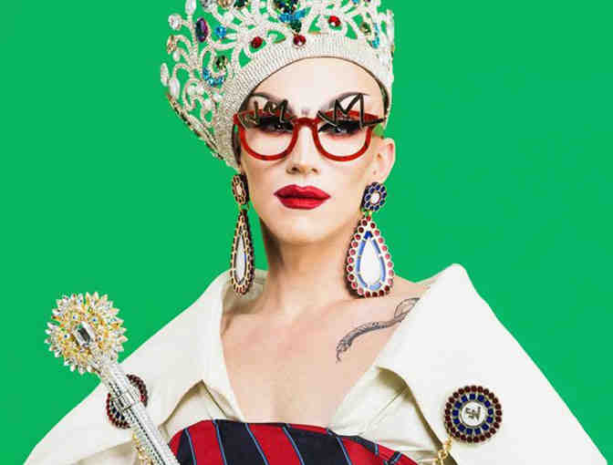 An Hour with Sasha Velour