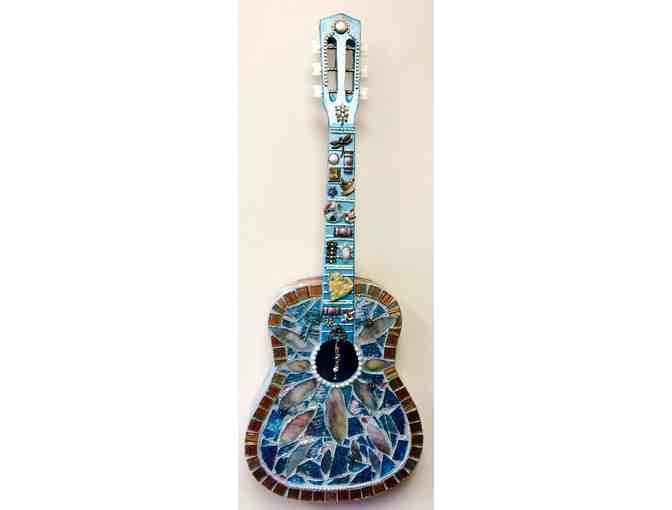 Decorative Art Guitar - Photo 1