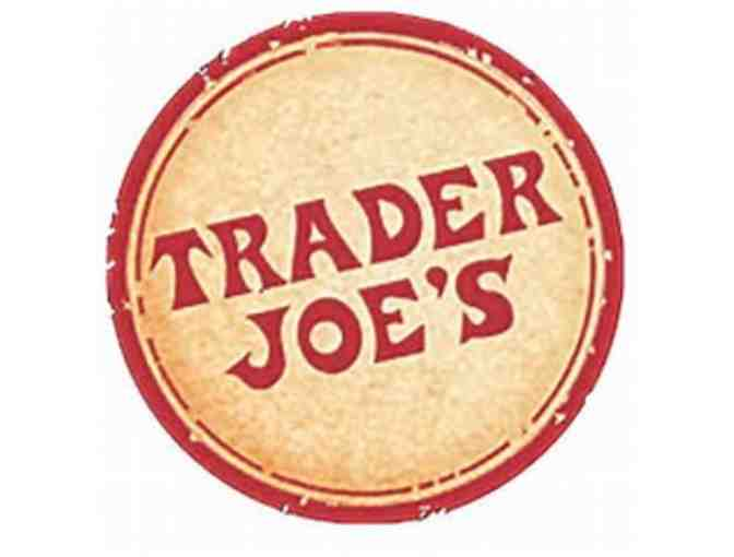 Raffle for Trader Joe's Gift Card