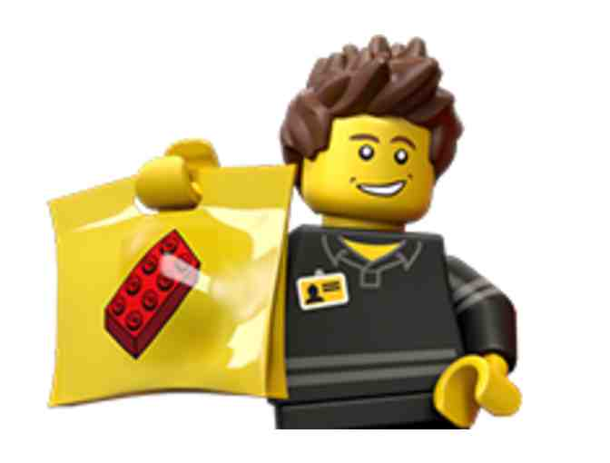 Raffle for LEGO Store Gift Card