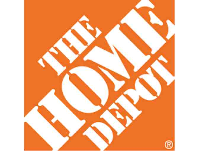 Raffle for Home Depot Gift Card