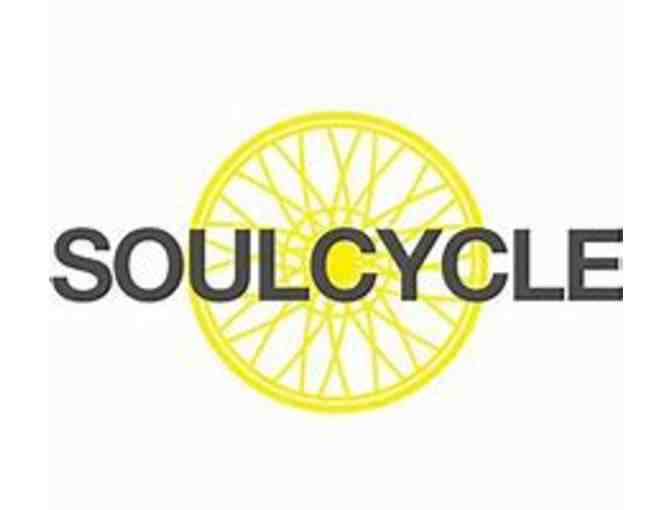 Raffle for One SoulCycle 10-Class Pack Gift Card - 2 Winners!