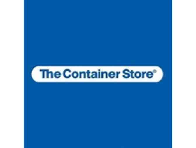 Raffle for Container Store Gift Card