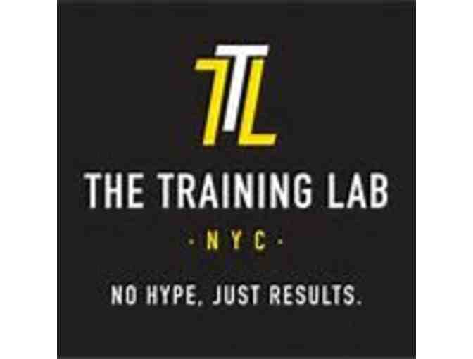 Raffle for 3 Class Pass at Training Lab NYC