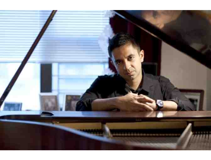 A Private Lesson with Vijay Iyer