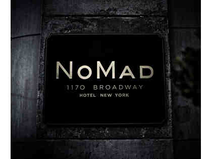 A Night at The Nomad
