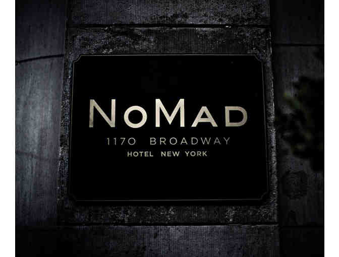 A Night at The Nomad - Atelier Room