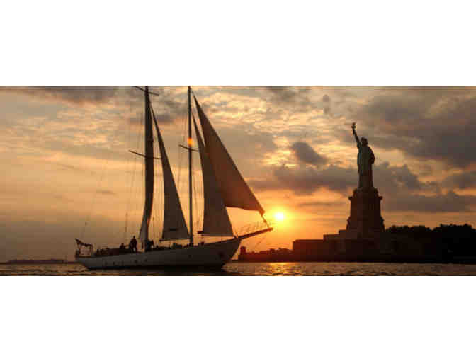 Enjoy the NYC Skyline on a Private Sunset Sail!