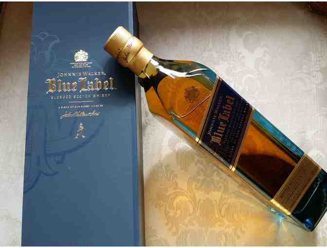 Johnnie Walker Blue Label - Two Bottles