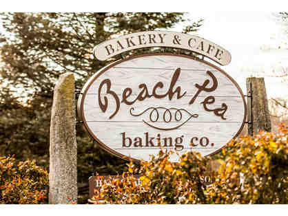 $25 Gift Certificate to Beach Pea Baking Company