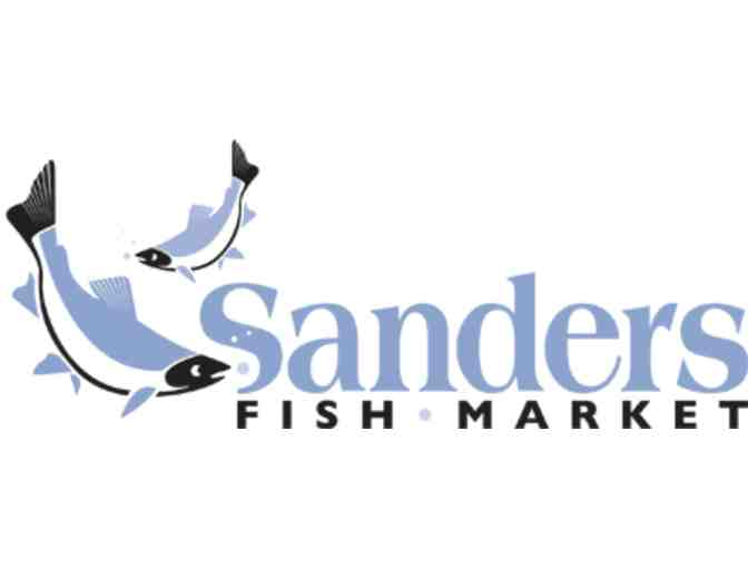 $100 Gift Certificate to Sanders Fish Market - Photo 1