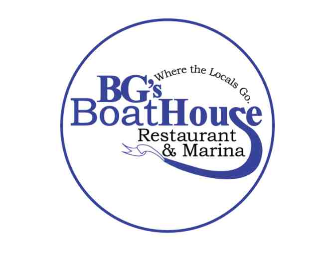 $100 Gift Certificate to BG's BoatHouse Restaurant - Photo 1