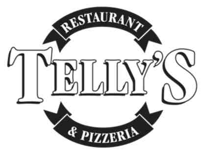 $50 Gift Certificate to Telly's Restaurant & Pizzeria