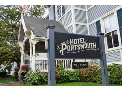 $350 Gift Certificate to The Hotel Portsmouth - TWO OPPORTUNITIES TO BID!
