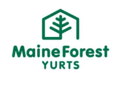 One Night Stay in a Yurt in Maine