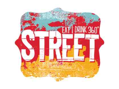$75 Gift Certificate to STREET Restaurant