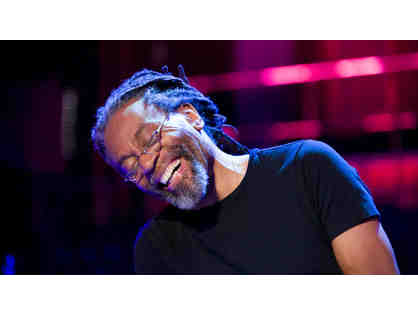 Two Tickets to Bobby McFerrin at The Music Hall on February 29th